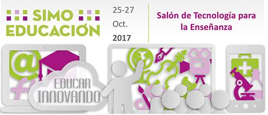 SIMO EDUCACIÓN. Salón de Tecnología para la Enseñanza @ Feria de Madrid. Pabellón 12